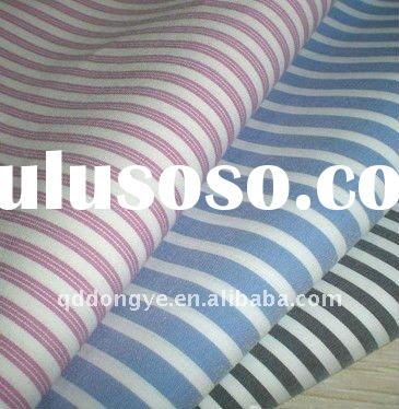 40S yarn dyed cotton fabric