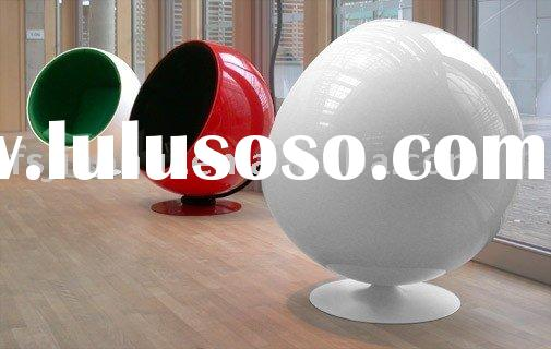 Eero Aarnio ball chair global egg chair Modern classic designer fiberglss furniture in China