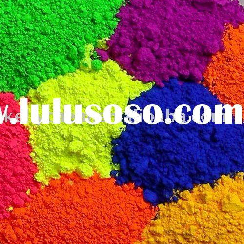 Yellow concrete pigment