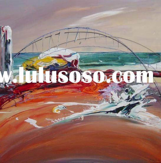 expression landscape art modern painting