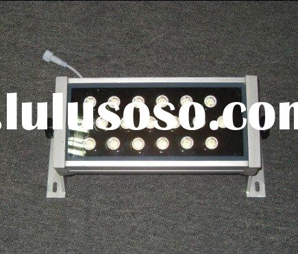 led wall washer(dmx)/outdoor high power led light/led lamp wall washer