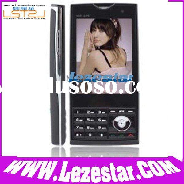 "3.0"" touch screen dual sim GPS+WIFI TV mobile phone F078"