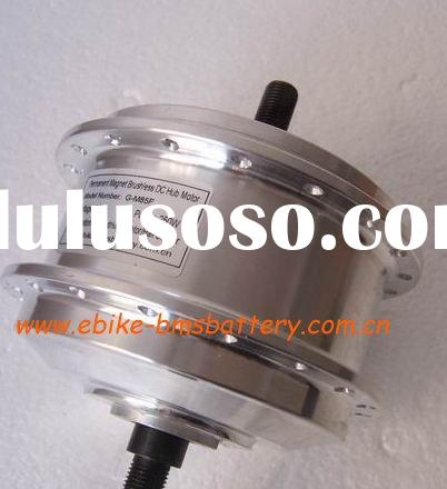 Electric Bicycle High Speed DC Hub Motor