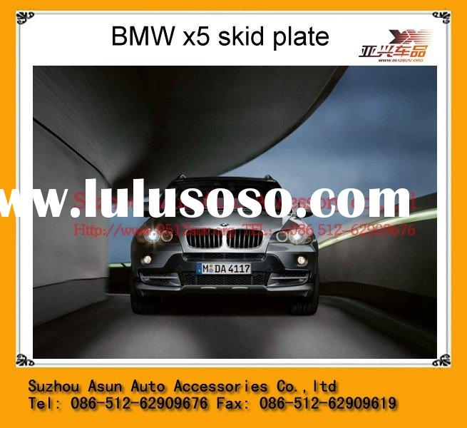 For BMW x5 skid plate OEM type auto accessories car part auto accessories