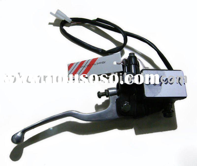 MOTORCYCLE MASTER CYLINDER FRONT BRAKE ASSY WITH LEVER