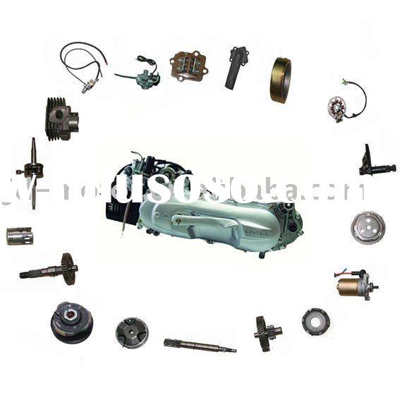 Motorcycle 1PE40QMB engine parts