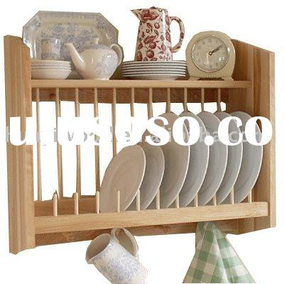 Wooden Plate Racks, Kitchen Racks