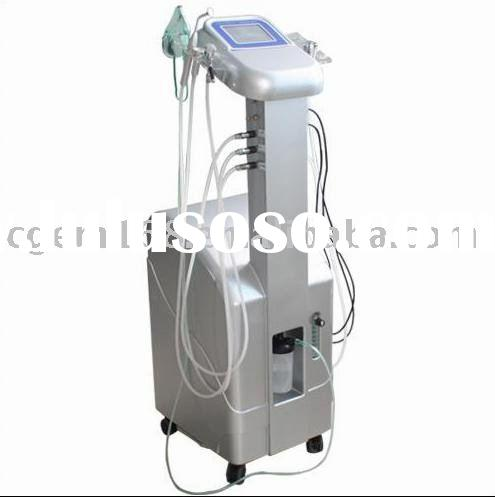 hyperbaric chamber oxygen jet skin care beauty machine