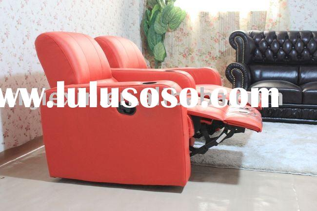 love seat ,cinema sofa , theater sofa ,recliner leather sofa cinema furniture