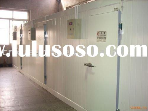 refrigeration rooms
