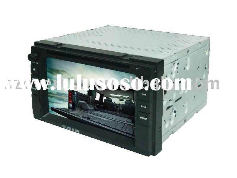 2 din car gps DVD player dvd pc for nissan serials