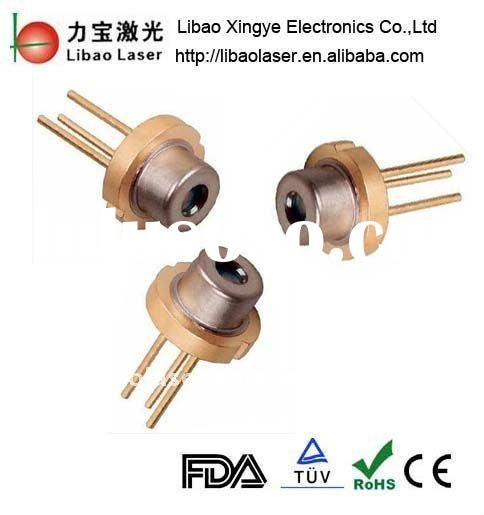5.6mm TO-18 package 850nm 10mw 30mw 50mw laser diode for laser diode module