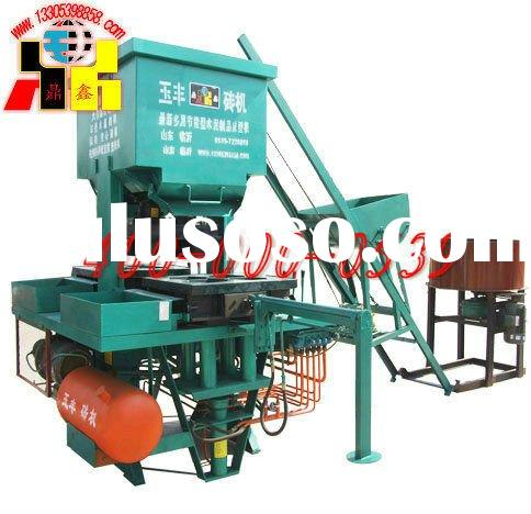 DMYF500A Multi-use bricks making machine for sale india