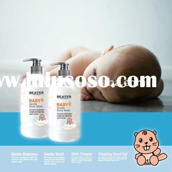 Natural Baby Skin Care Products