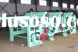 Textil/cloth/cotton/yarn/polyester/fabric recycle machine