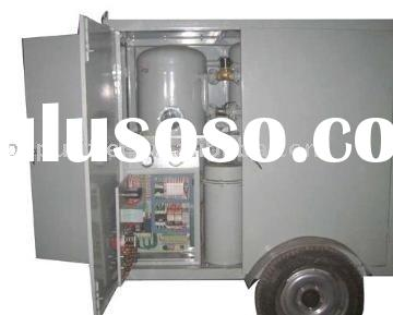 Used Transformer Oil Filtration, Oil Recycling Trailer/Vacuum Oil Purifier Plant