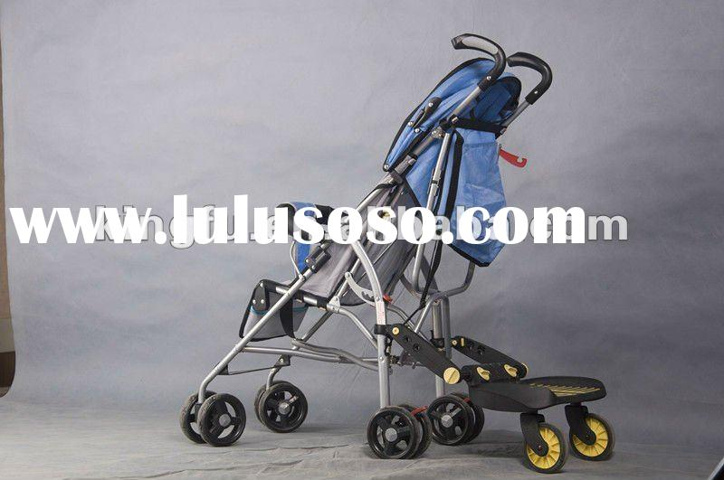 2012baby stroller clamp umbrella/baby buggy/trolley/pram,wear well,cheap and fine,electric stand up