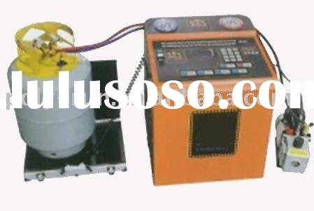 Refrigerant Recycling & Recovery Machine