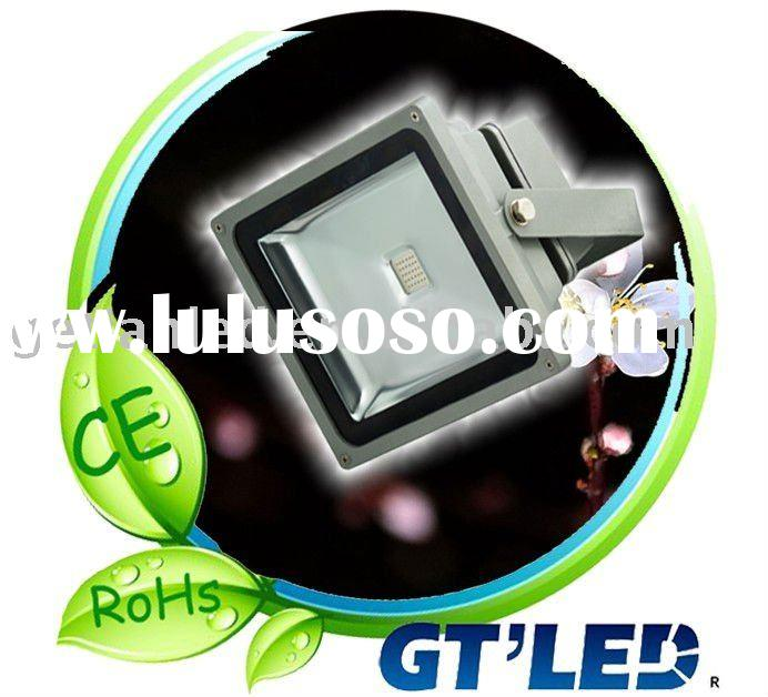 remote control outdoor LED flood lights