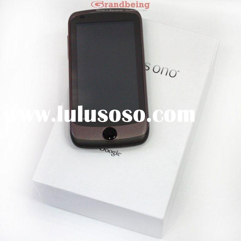 2011 GPS WIFI TV dual sim card standby Mobile phone G200