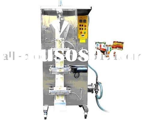 Automatic water and juice liquid packing machine