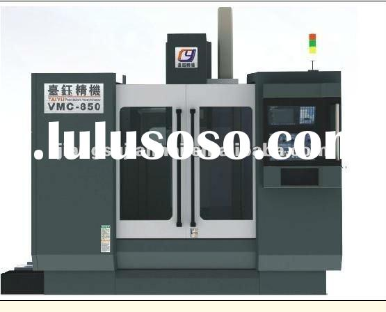 CNC 5 axis vertical milling machine and machining center VMC 850