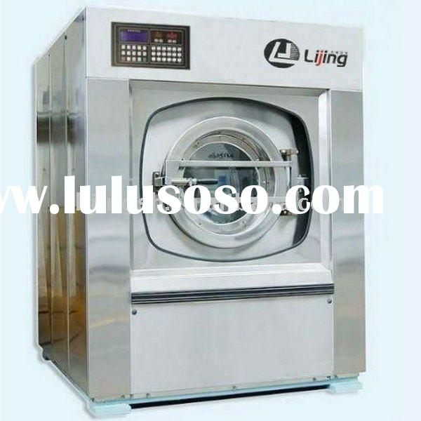 Commercial Washing Machine(washer, dryer, ironer, dry cleaner)