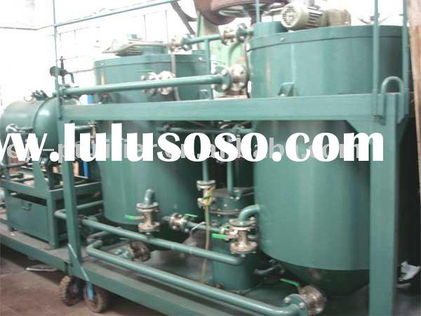 Hi-TECH Vehicle Used Motor/Car/Lube Oil Refinery Machine