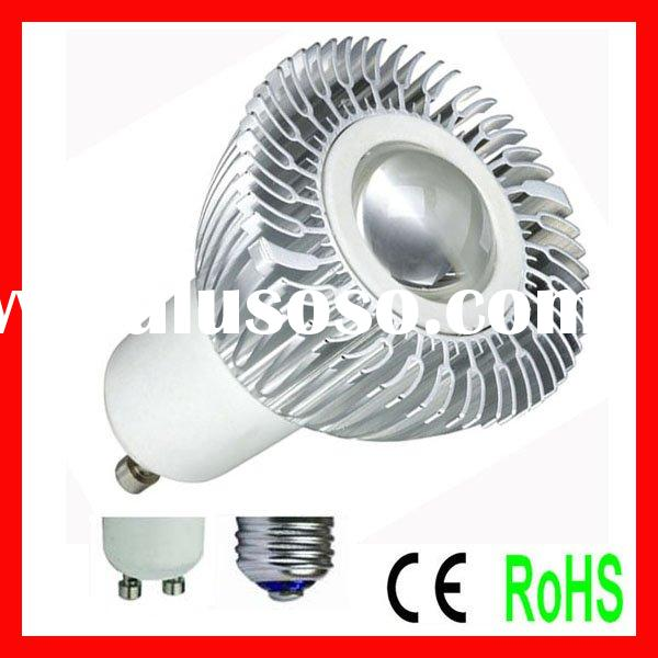 High power LED light bulb/12v 8w bulbs