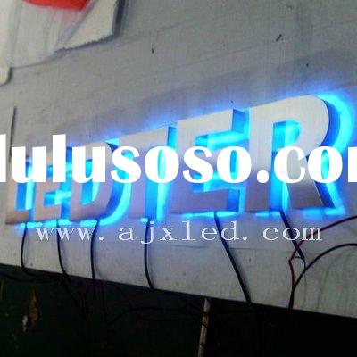 Outdoor Sign Pvc Letter