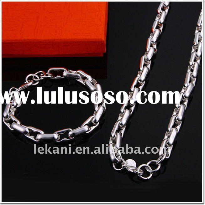 Wholesale 925 sterling silver Jewelry Sets PD001