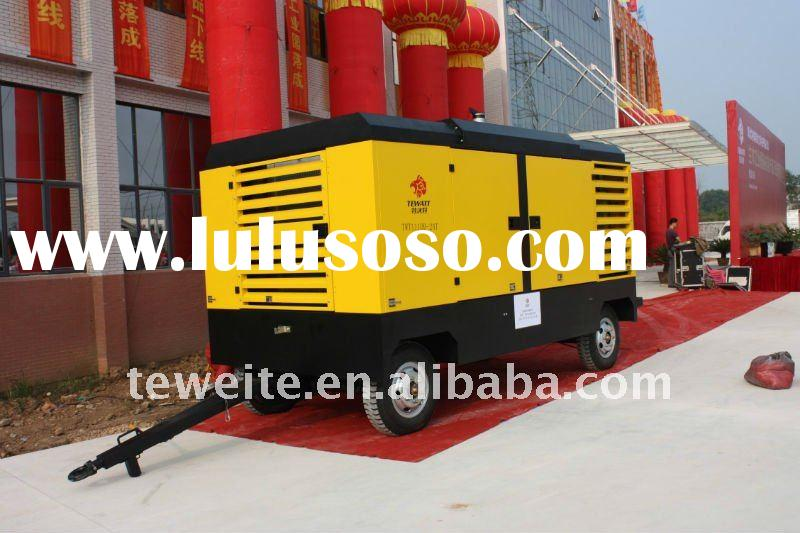 screw portable high pressure air compressor used for wells