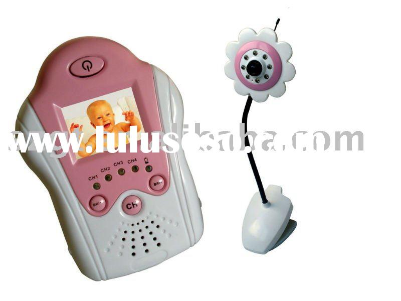 "1.5"" LCD wireless old baby monitor"
