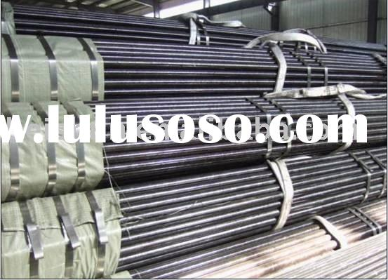 ASME SA179 SEAMLESS COLD DRAWN LOW CARBON STEEL HEAT EXCHANGER AND CONDENSER TUBES