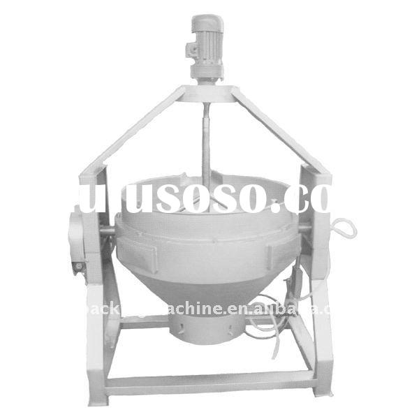BF-RQB Gas tilt jacketed cooking pot