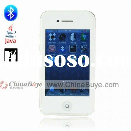 Hi5 Quad Band Dual SIM Dual Standby 3.5 inch Touch Screen WIFI Bluetooth JAVA TV Mobile Phone