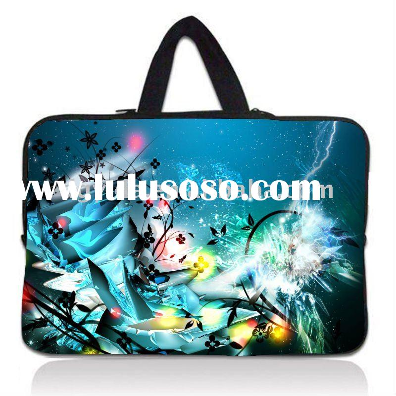 Neoprene laptop case,mini notebook sleeve in Dye sublimation
