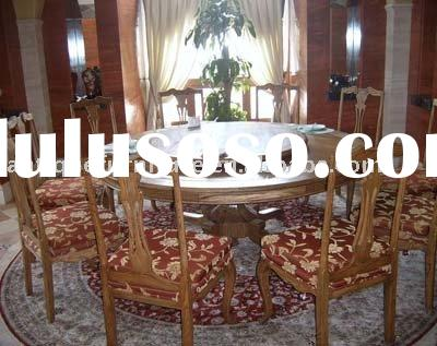 Restaurant table and chairs furniture,Round table furniture,Dining room furniture