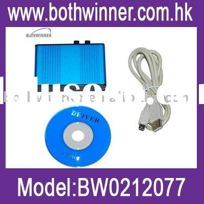 USB 6 channel 5.1 external audio sound card