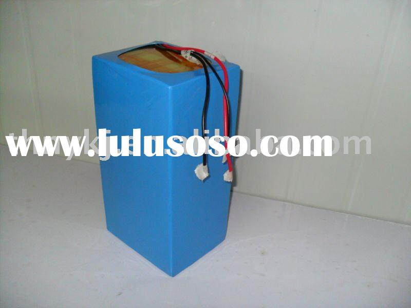 deep cycle li-ion battery packs for motorcycle,car,HEV(60V/20AH)