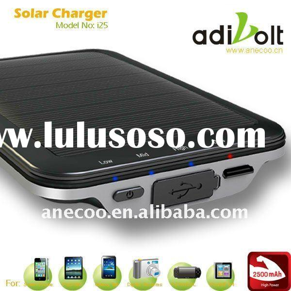 2500mAh Universal Solar Battery Charger