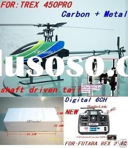 450 PRO -Z-R1 metal carbon 6-CH 6 CH Rc Helicopter RTF Radio ControL Toys Plane ALIGN TREX T-REX 450