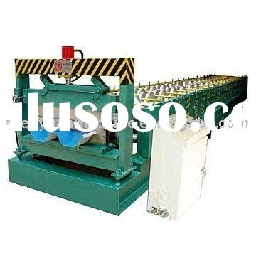 Accept Custom! Joint hidden steel tile roll forming machine,roofing machine,sheet steel roll equipme