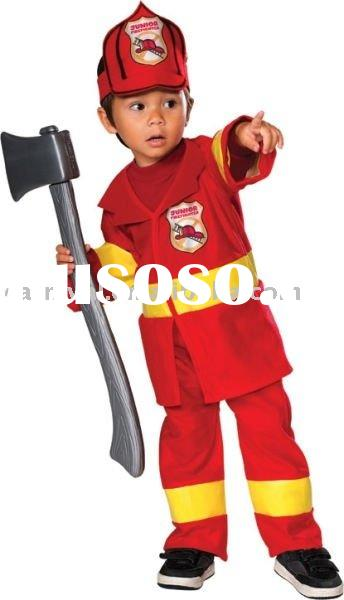 Firefighter costumes for kids(BSCC-1050)