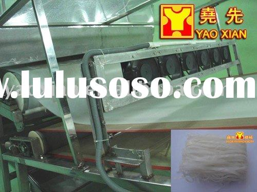 Instant Dried Rice Slice Noodles Production Line/Machine