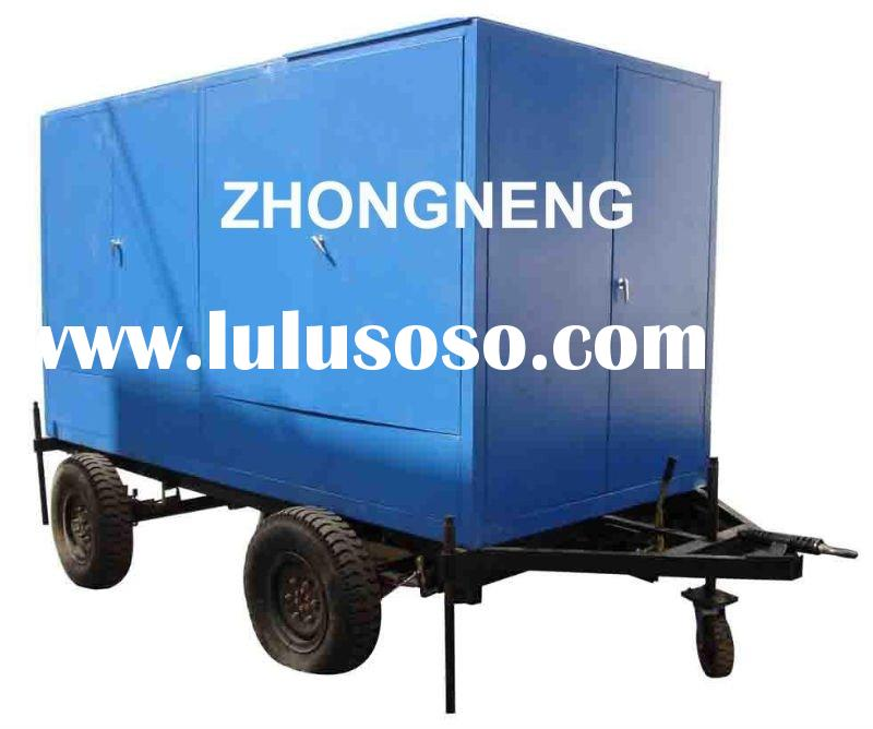 Mobile type Transformer Oil Purification,Oil Purifier,Oil Filtering unit