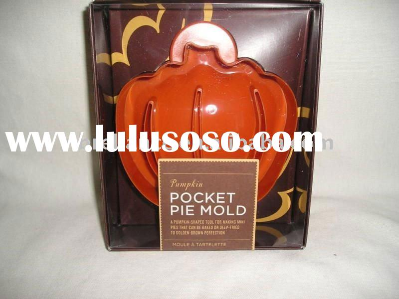 PUMPKIN POCKET PIE MOLD