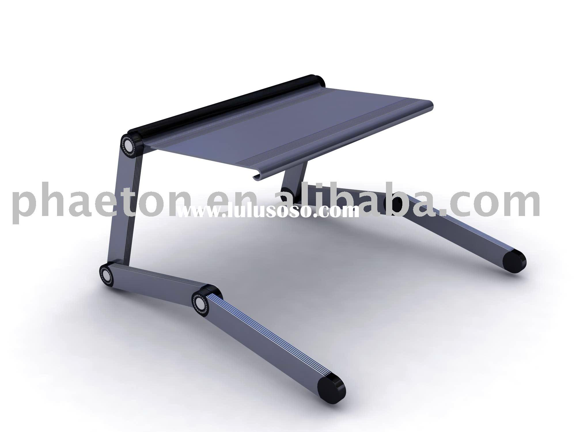 Portable Laptop Notebook Desk Stand Bed Table