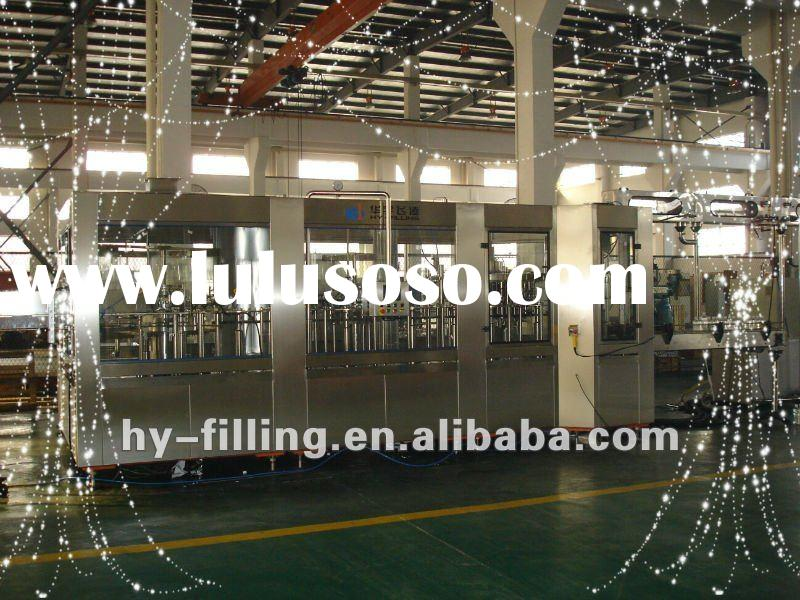 RCGN PET&Glass Bottle Juice Filling Machine