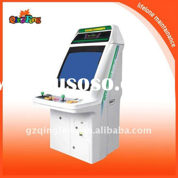 Simulator game machine amusement electronic video fighting game machine ---video game machine -Sega
